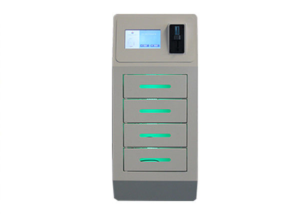 Mini Coin Operated Fast Charge Cellphone Charging Station with 7 inch Touch Screen