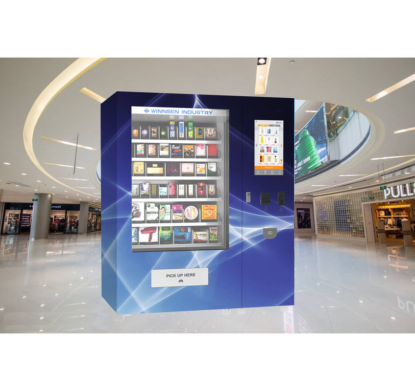 Winnsen Wine Vending Machine، Smart Snacks and Beverage Vending Machine المزود